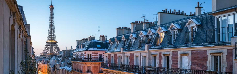 Reiseziel Frankreich Paris